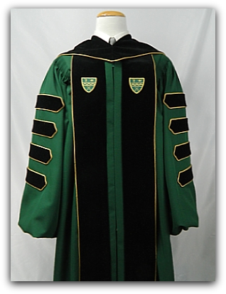 Newbury College Presidential Robe by University Cap & Gown