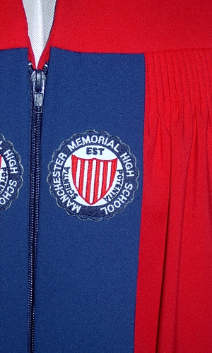 Academy and High School Administrator Robes by University Cap & Gown