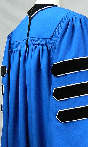 Brandeis University Doctoral Outfit from University Cap & Gown