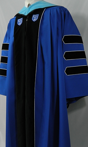 Cambridge College Doctoral Outfit by University Cap & Gown