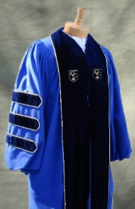 Cambridge College Doctoral Outfit from University Cap & Gown