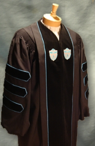 MGH Institute Doctoral Outfit from University Cap & Gown