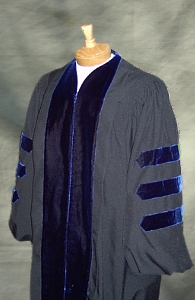 UNH Doctoral Outfit from University Cap & Gown