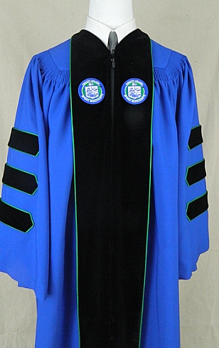 Unh University Of New Hampshire Doctoral Outfit By