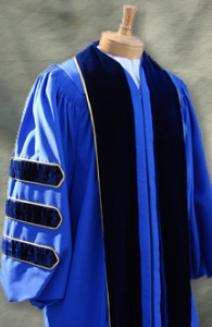 Bentley University Doctoral Outfit from University Cap & Gown
