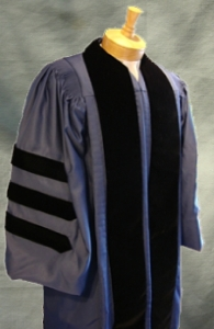 Yale University Doctoral Outfit from University Cap & Gown